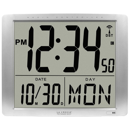 Atomic Clock With Display