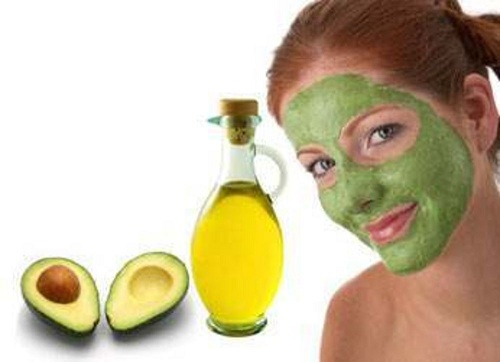 Avocado & Olive Oil Face Pack