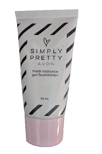 Avon Women Simply Pretty Fresh Radiance Gel Foundation