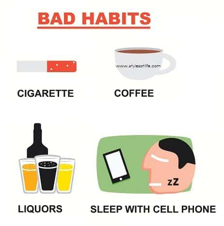 Keep Bad Habits at Bay to Grow Height