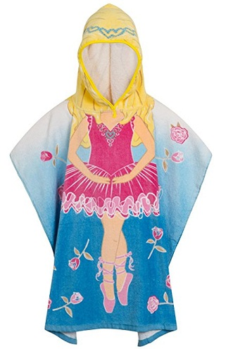 Ballerina Girls kids Towels