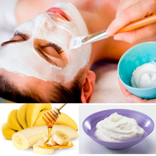 Banana Mask For Anti Aging