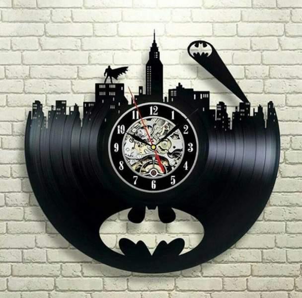Batman Arkham City Logo Best Wall Clock