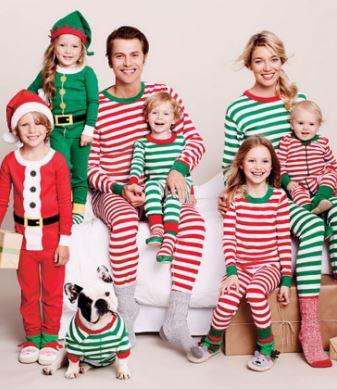 Beautiful Christmas Pajamas