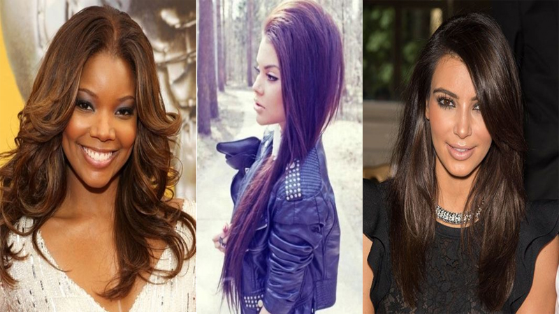 Hair Colors for Dark Skin
