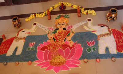 Best Handmade Rangoli Designs