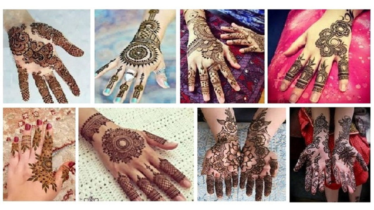30 Best Pakistani Mehndi Designs With Images Styles At Life