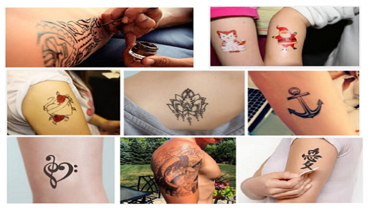 50 Best Temporary Tattoo Designs For Men And Women Styles