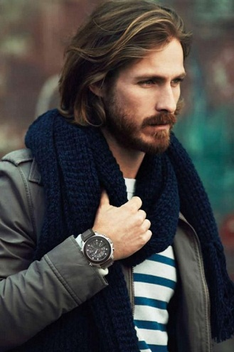 Best style for long hair