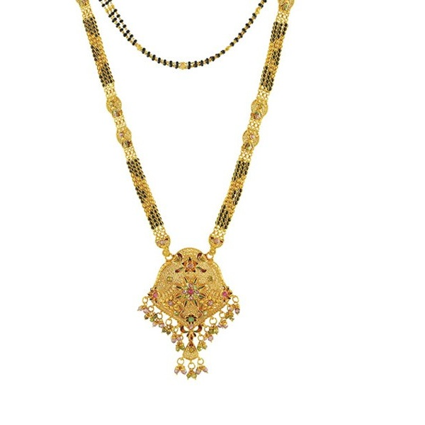 Big Mangalsutra Designs with Images