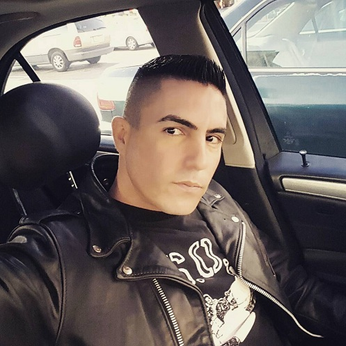Black Spikes High and Tight Haircuts