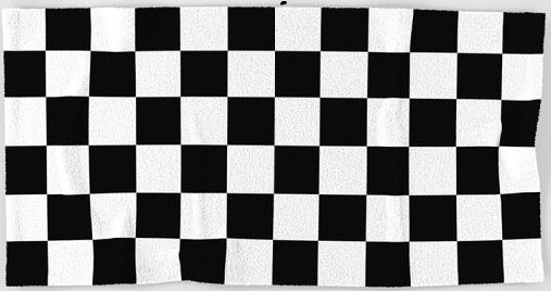 Black Hand personalised Towels