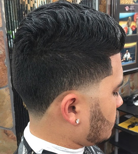 Blow Out Haircut