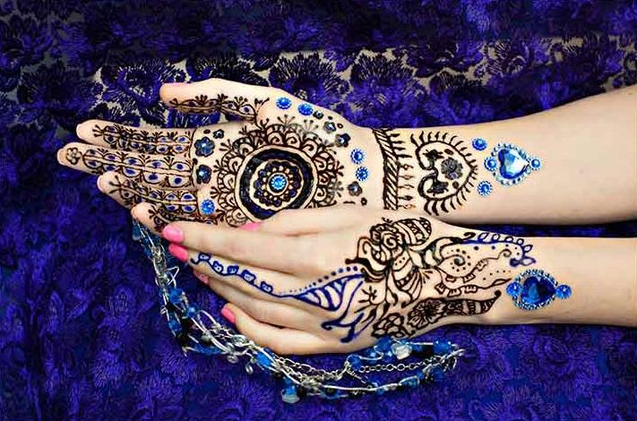 mehndi designs for ramzan