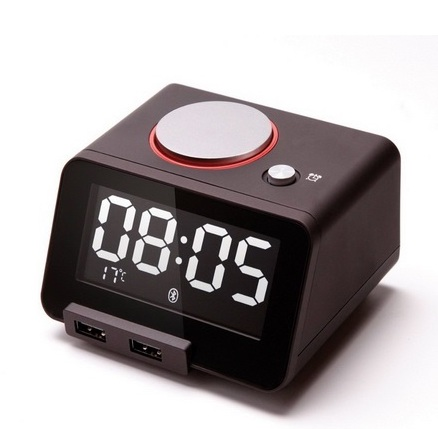 Bluetooth Built Atomic Clock