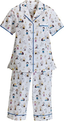Cambric Cotton Pajamas