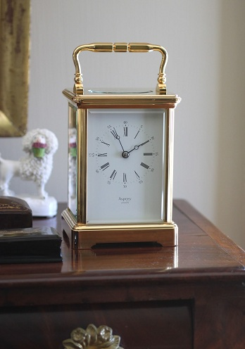 Carriage Chiming Clock