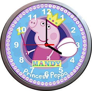 Cartoon Kid's Clock