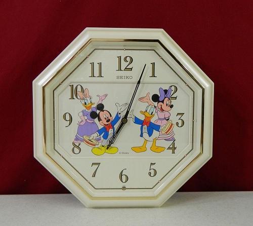 Cartoon Musical Clock
