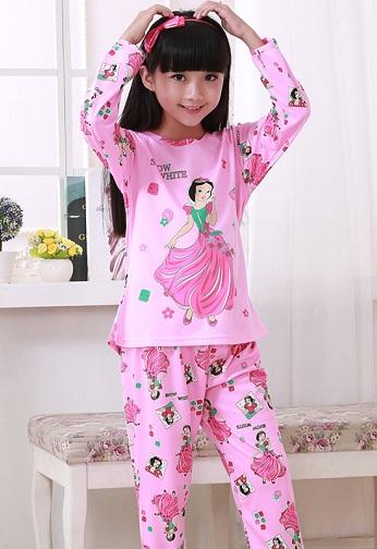 Cartoon Pajama Set