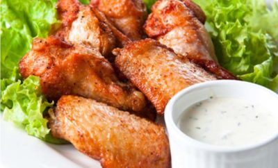 how to prepare chicken wings