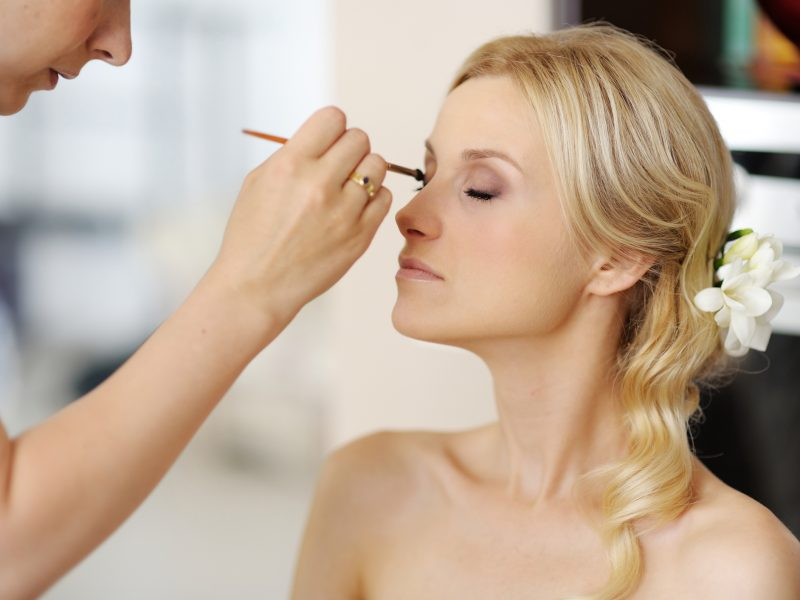 Christian Bridal Makeup