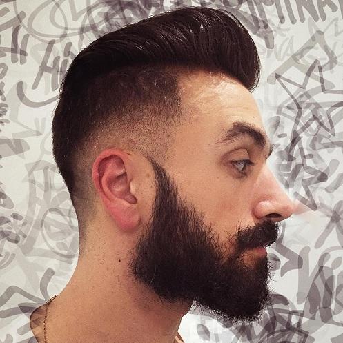 Cliff Magic High and Tight Haircuts