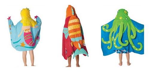 Colorful kids Bath Towel