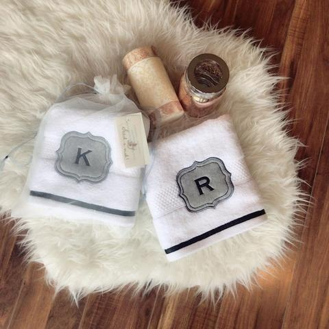 Personalised Hand Towels