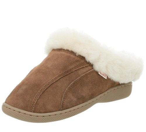 Cozy Sheepskin Clog Slipper