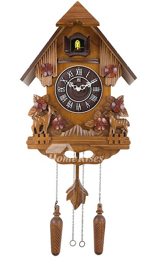 Cuckoo Chiming Clock