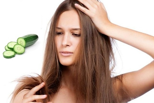 Cucumber Benefits for Hair