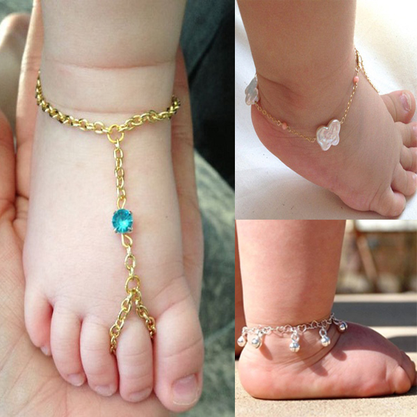 Anklets for Babies