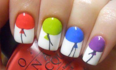 sonoma nail art design