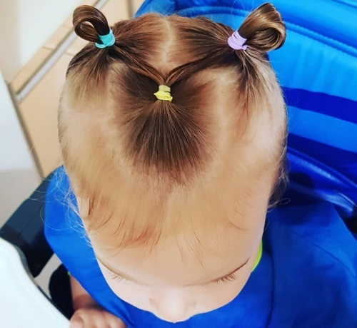 Little Girl Hairstyles 30 Cute Haircuts For 4 To 9 Years Old Girls