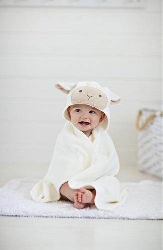 Cute Wrap Towel