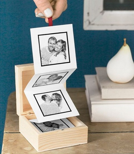 DIY Photo Ideas Surprise Birthday Gifts