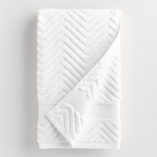 Daily Use White Towels