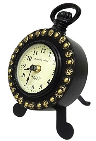 Designer Brass Table clocks Birthday Gifts