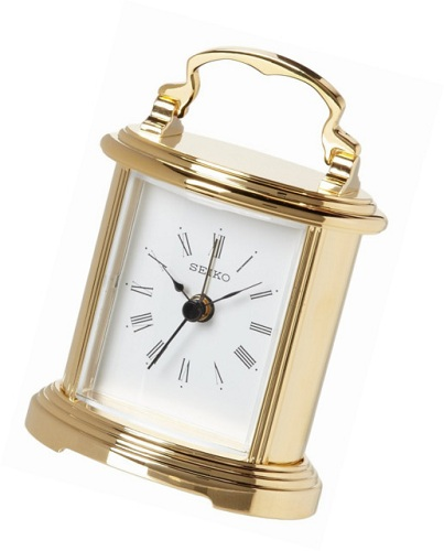Desk and Table Alarm Carriage Clock
