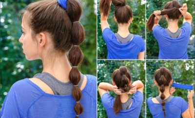 Different Ponytail Hairstyles
