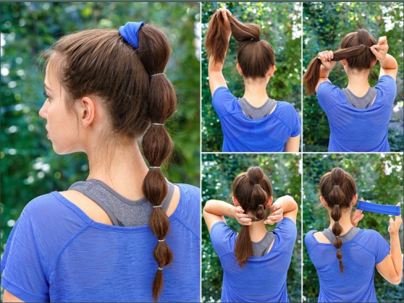 30 Easy And Different Ponytail Hairstyles For Women Styles At Life