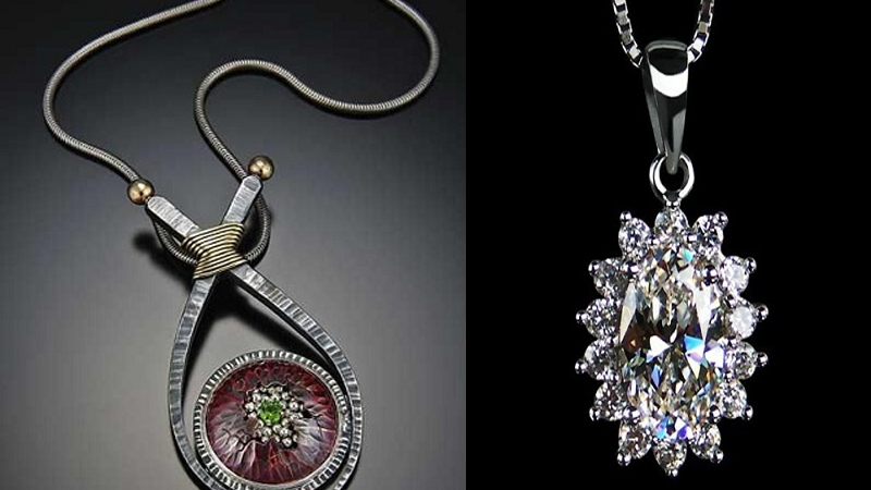 Different Types of Diamond Chain Designs