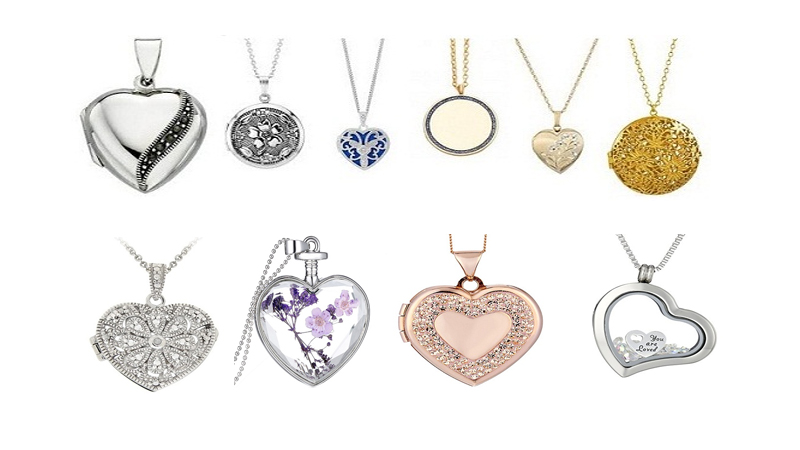 Types of Jewellery Lockets