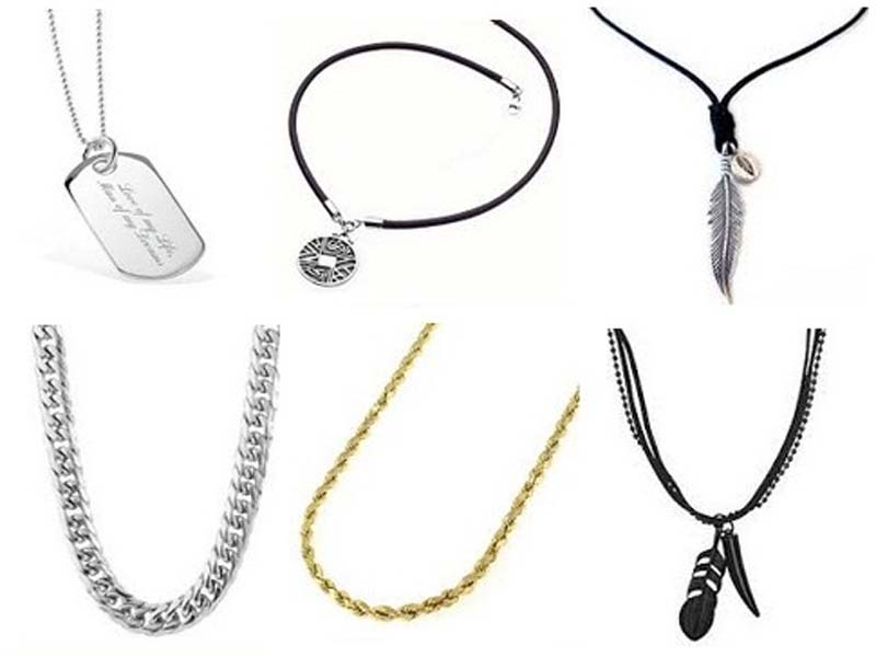 mens necklaces