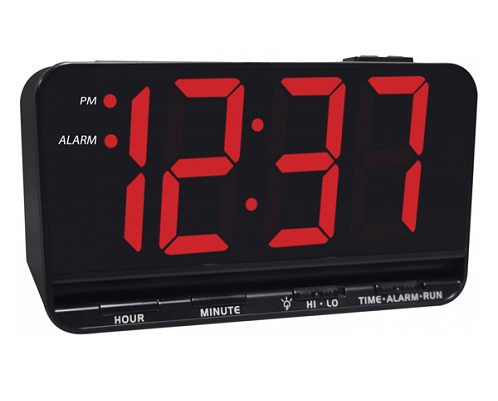 Electric Atomic Clock