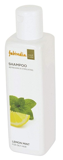 Fabindia Lemon Mint Shampoo
