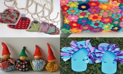 9 Unique Fabric Crafts Design Ideas And Images For Adults Styles
