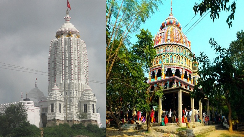 Famous Temples in Ranchi