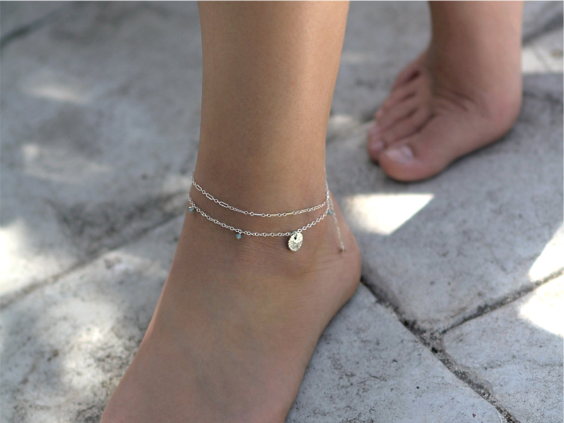 Fancy Anklets Designs